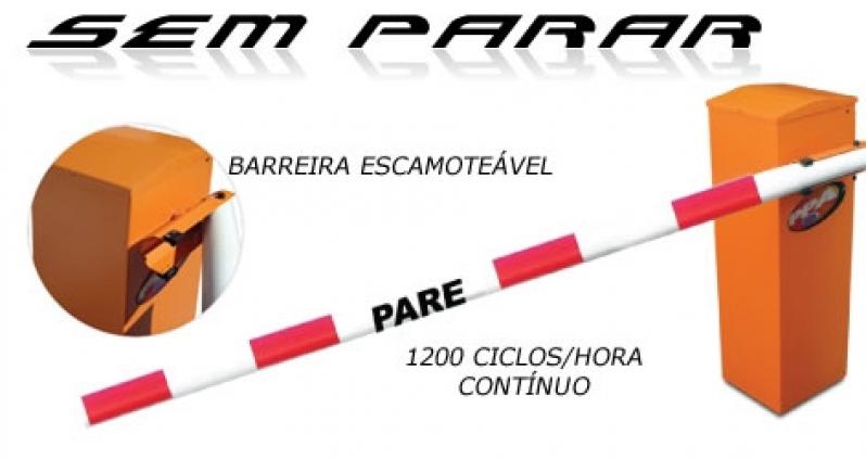 Cancela de Portaria Preço Capivari - Cancela de Portão