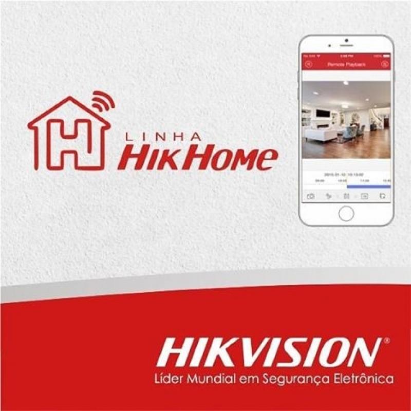 Empresa de Câmera de Segurança Wifi Hd Tietê - Câmera de Segurança Via Wifi