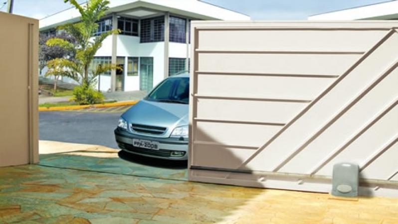 Fornecedor de Motor Portão Eletrônico Correr Águas de São Pedro - Motor Eletrônico para Portão