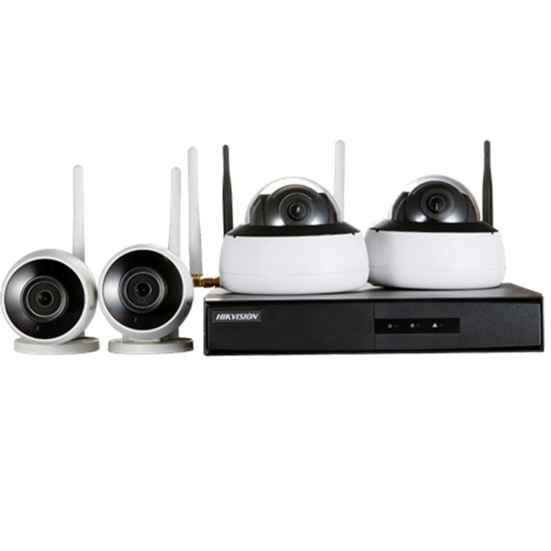 Kit Câmera de Segurança Wifi Saltinho - Câmera de Segurança Wifi com Gravação