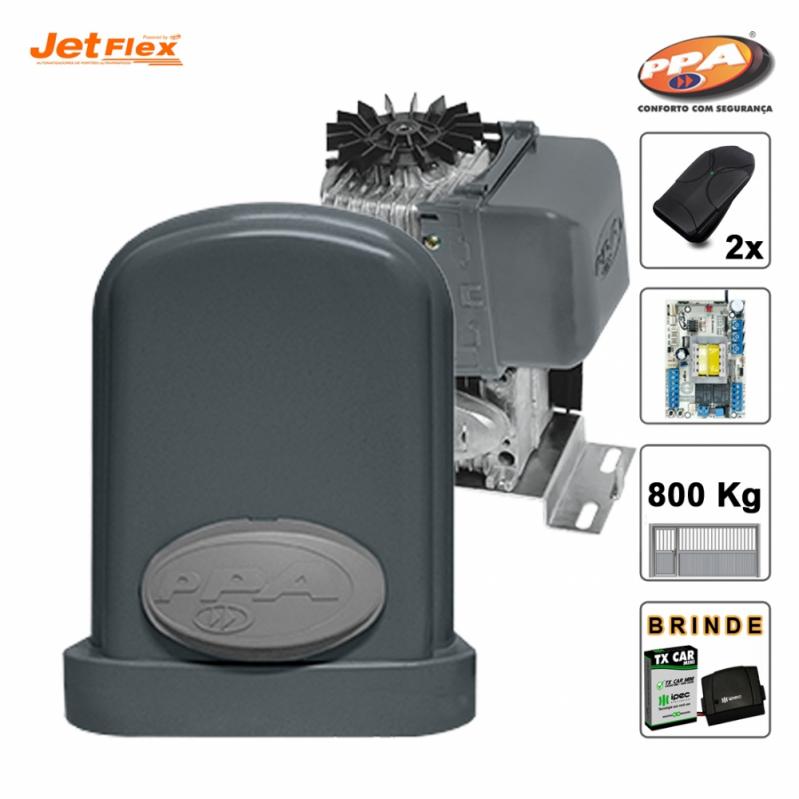 Motor Elétrico de Portão Eletrônico Saltinho - Motor em Portão Eletrônico