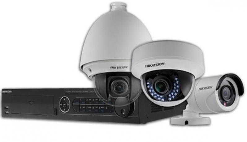 Preço de Sistema de Câmeras de Segurança São Pedro - Sistema de Segurança com Câmeras