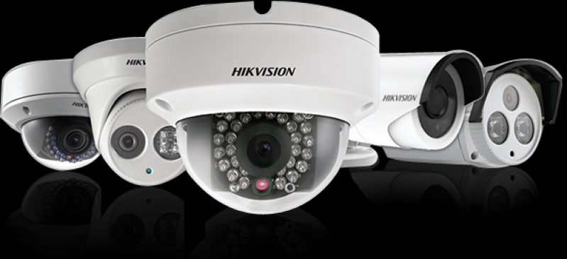 Sistema Câmera de Segurança Águas de São Pedro - Sistema de Segurança com Câmeras