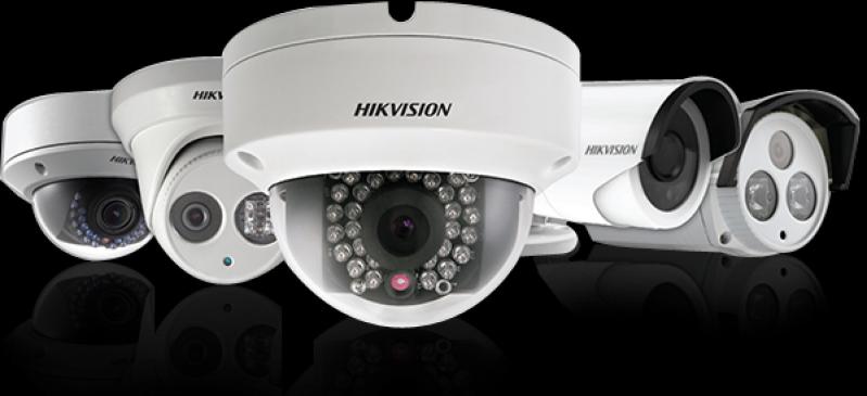 Sistema de Câmeras de Segurança Residencial Campinas - Kit Sistema de Segurança Completo
