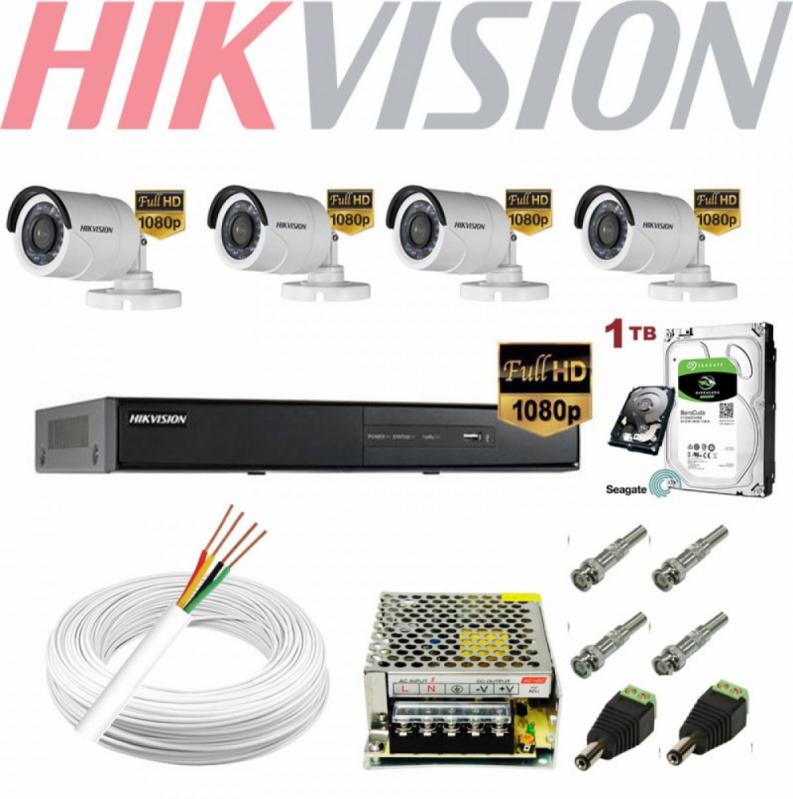 Sistema de Segurança Residencial Câmera Orçamento Tietê - Kit Sistema de Segurança Completo