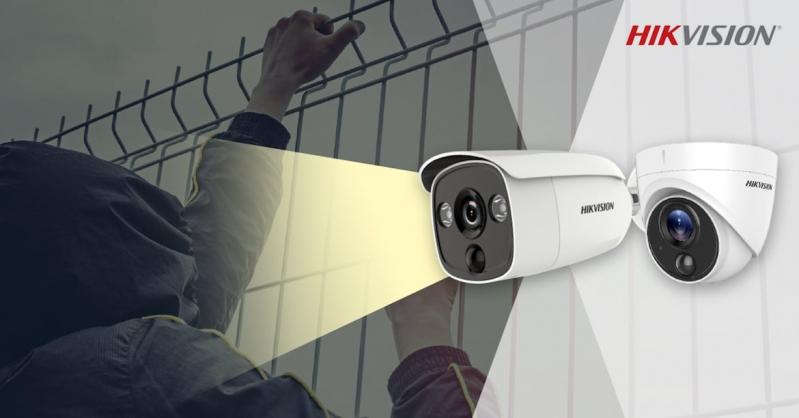 Sistemas de Segurança Digital Iracemápolis - Kit Sistema de Segurança Completo