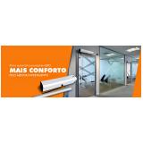 porta automática vidro Capivari