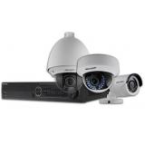 preço de sistema de câmeras de segurança residencial Tietê