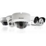 sistema de segurança com câmeras Americana